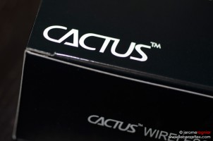 Boite contenant les Cactus Trigger V5