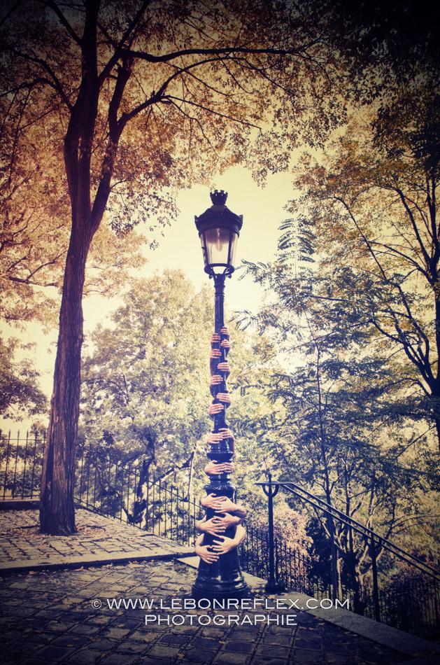 Les mains de Montmartre