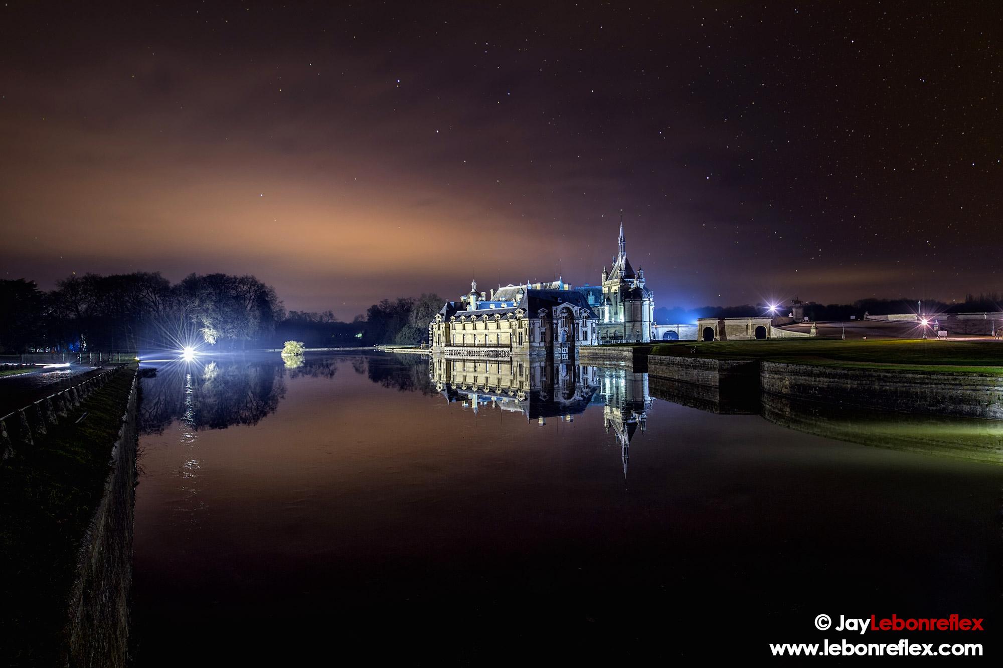 Chateau de Chantilly – Oise