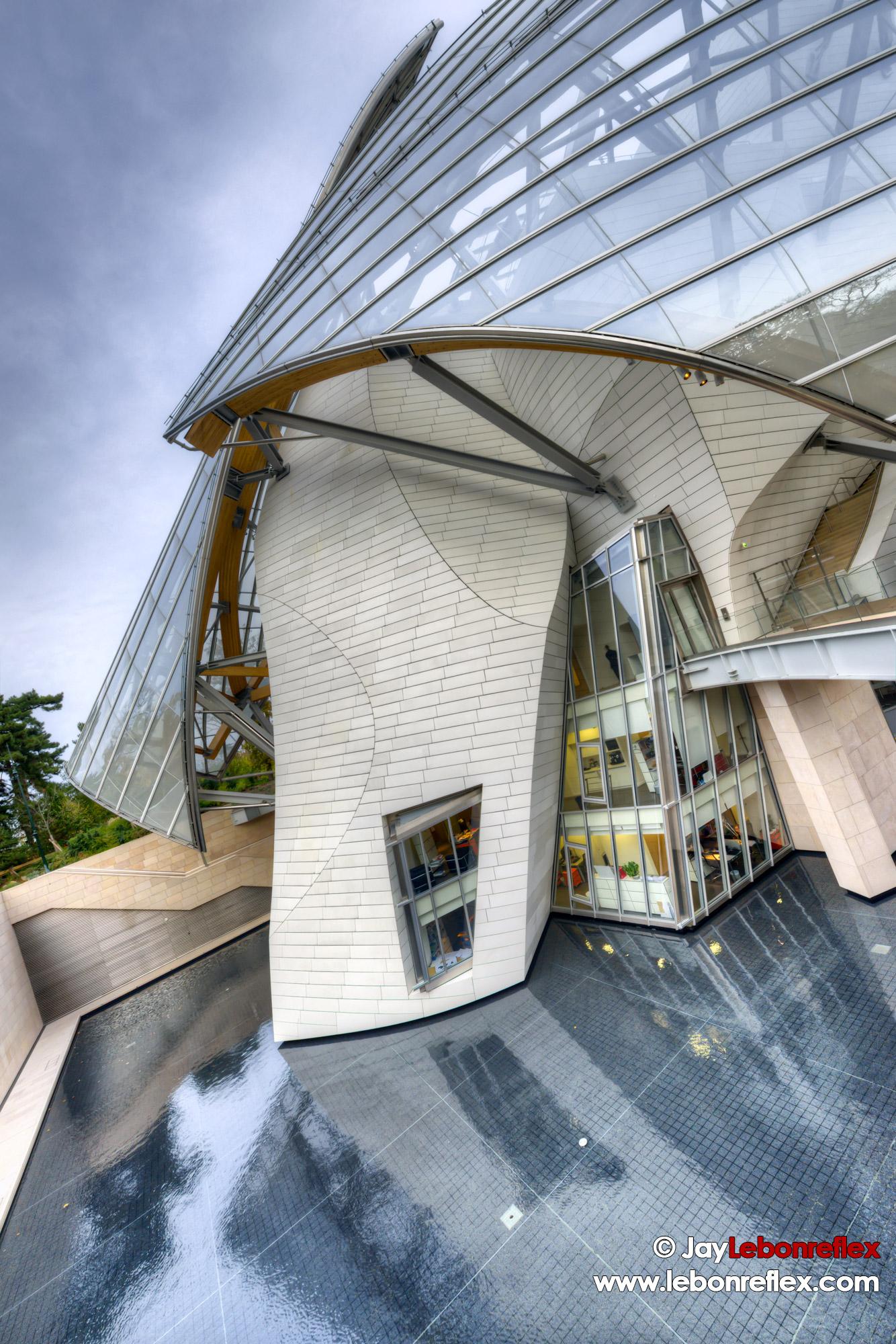Fondation Louis Vuitton – Paris