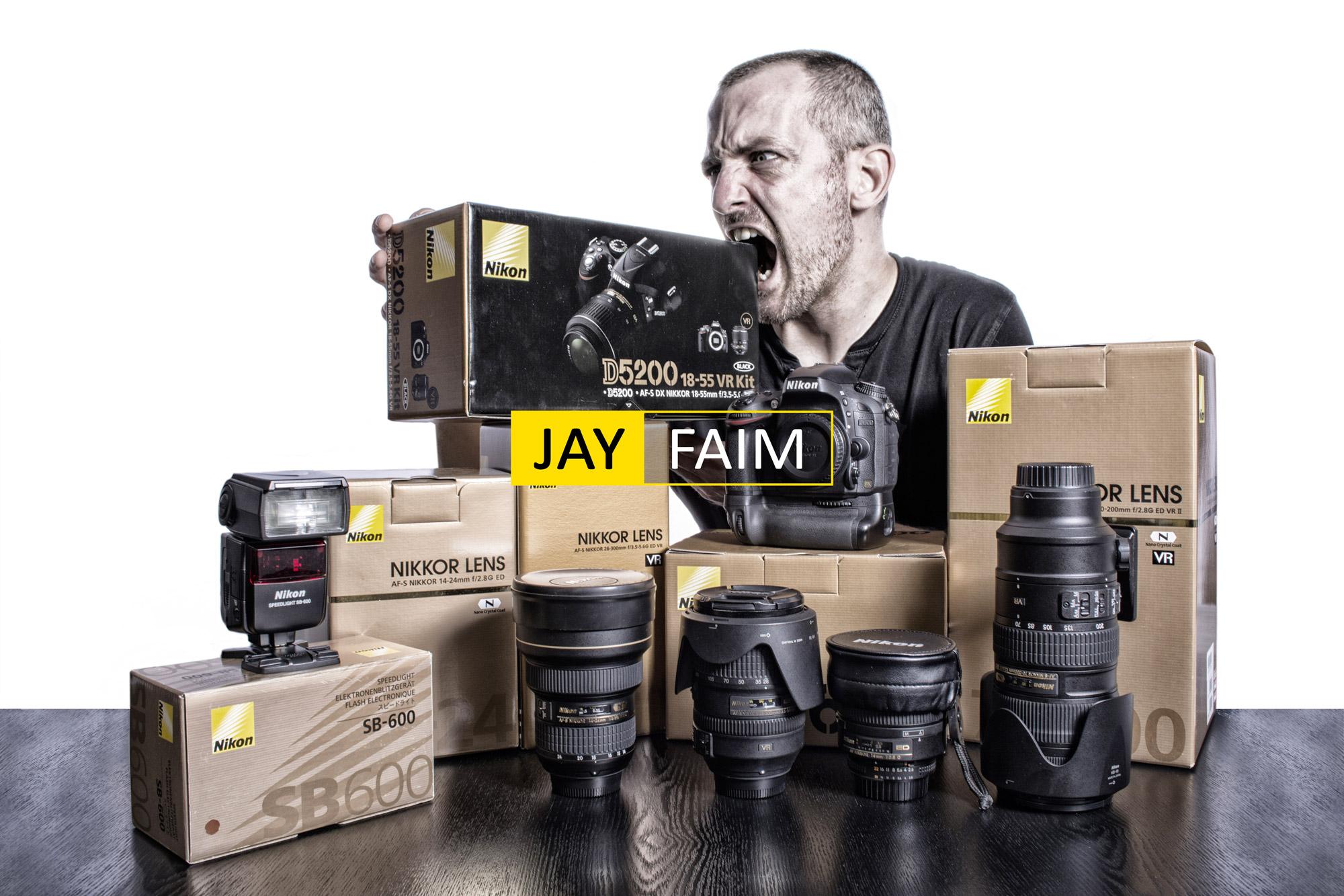 Jay Faim !