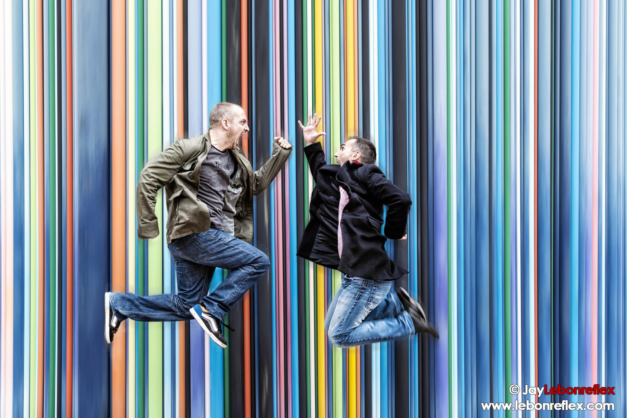Duel de saut