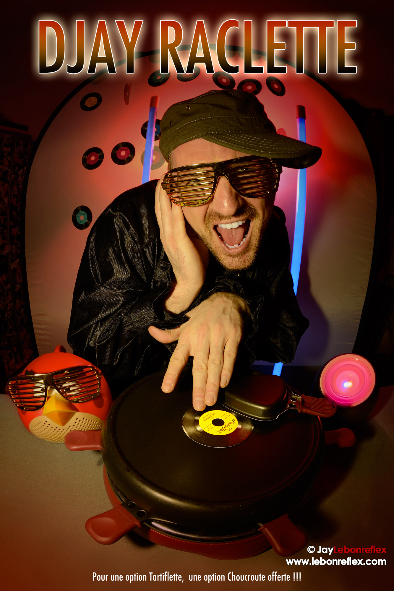 DJay Raclette