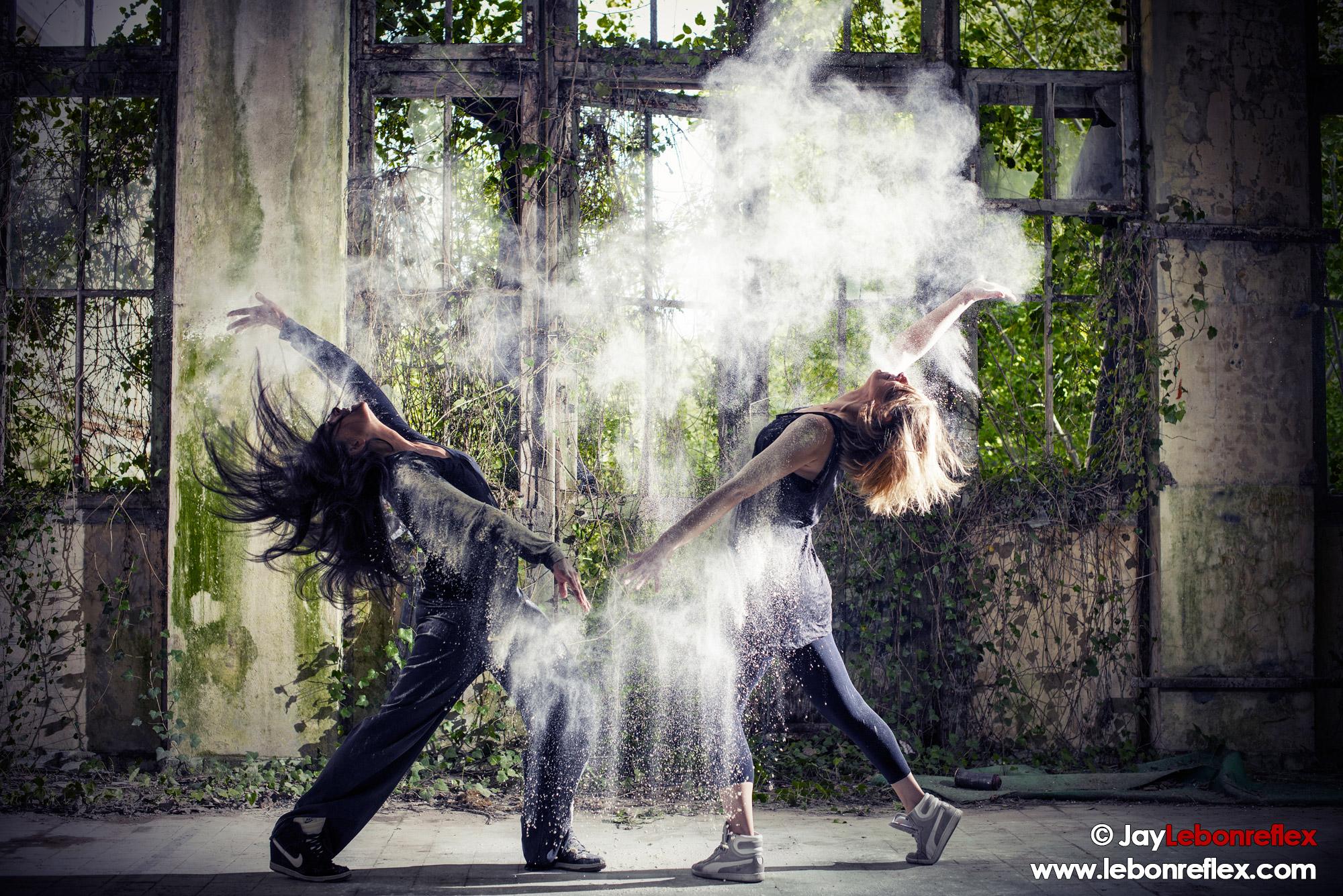 Dance and the Flour – Corinne et Edwige