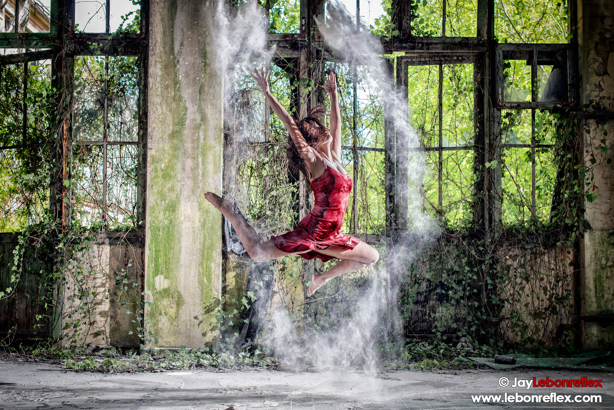 Dance and the Flour – Christelle