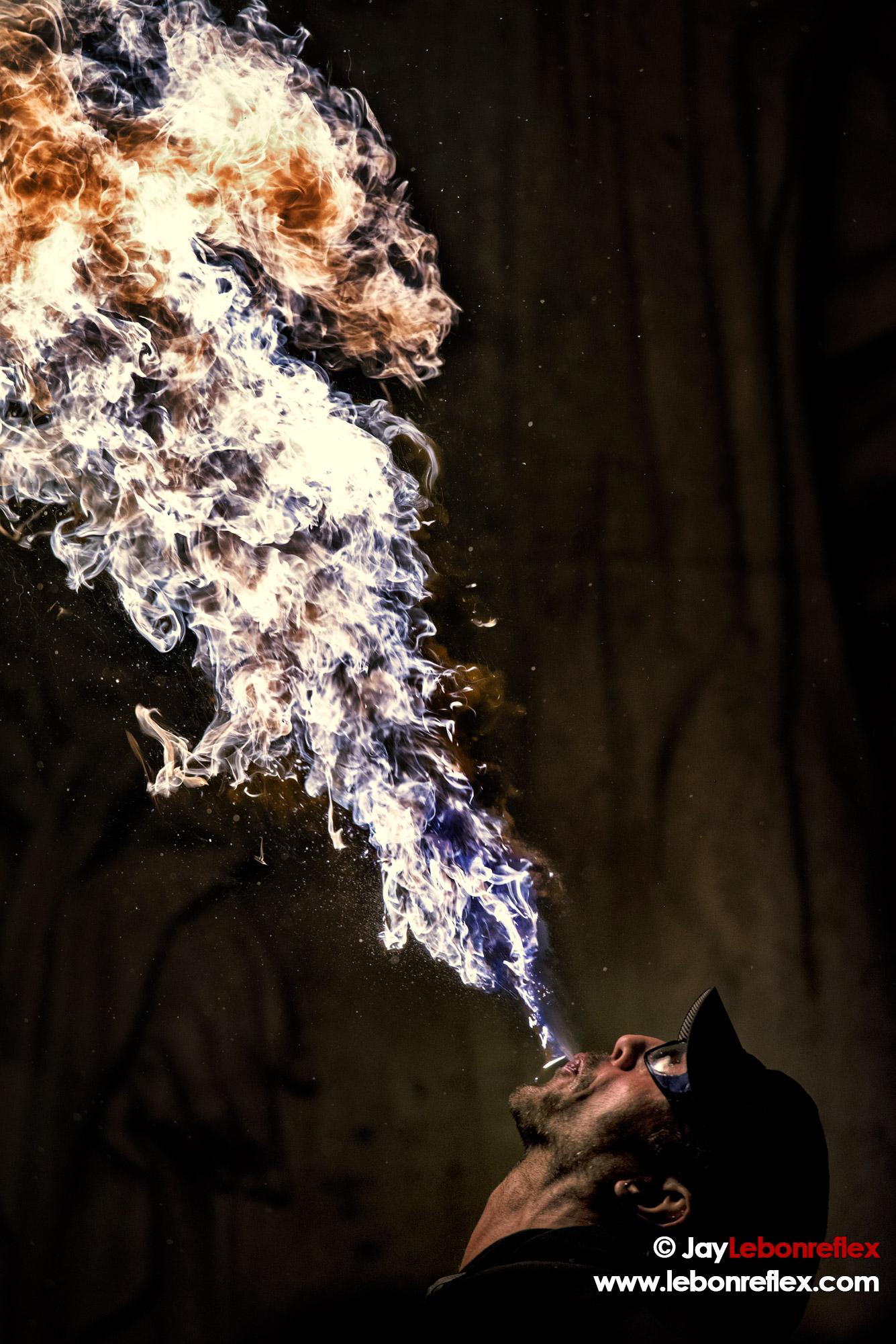 Le Dragon – Burn Crew Concept 2014 – Palais de Tokyo – Paris
